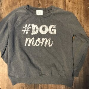 Sweaters - Dog Mom Sweater (sz L)